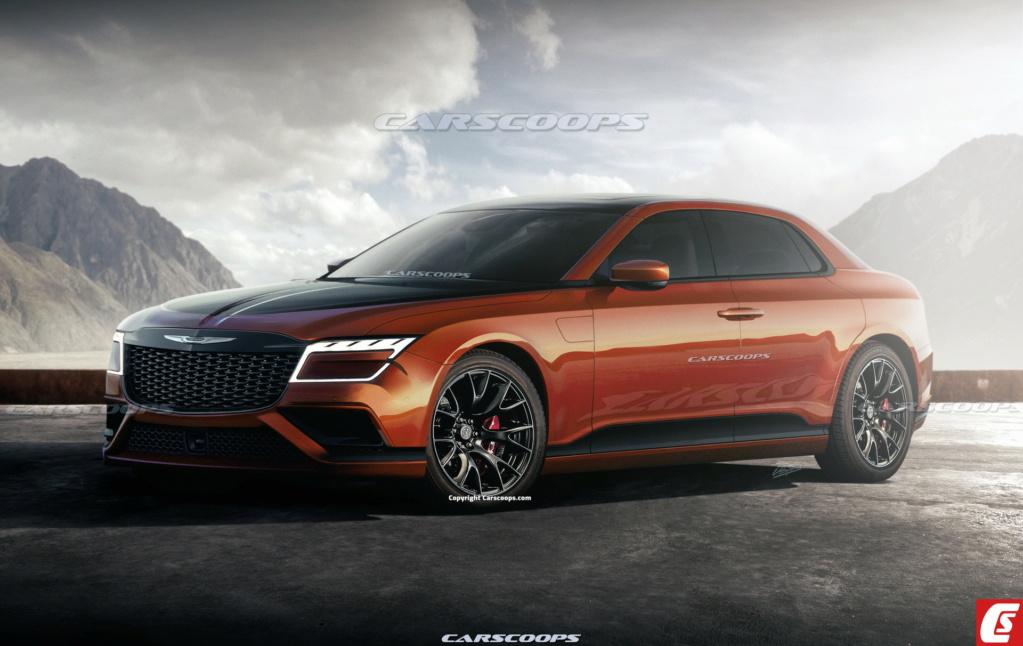 2023 - [Chrysler] 300 2023-c10