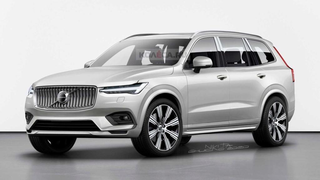 2021 - [Volvo] XC90 III 2024-v10