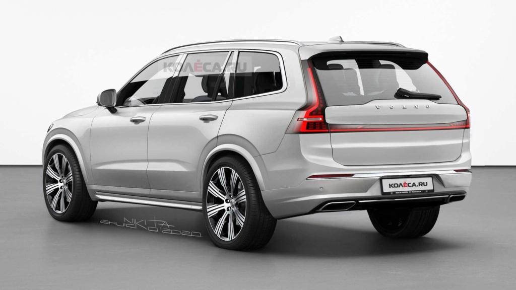 2021 - [Volvo] XC90 III 2024-v11