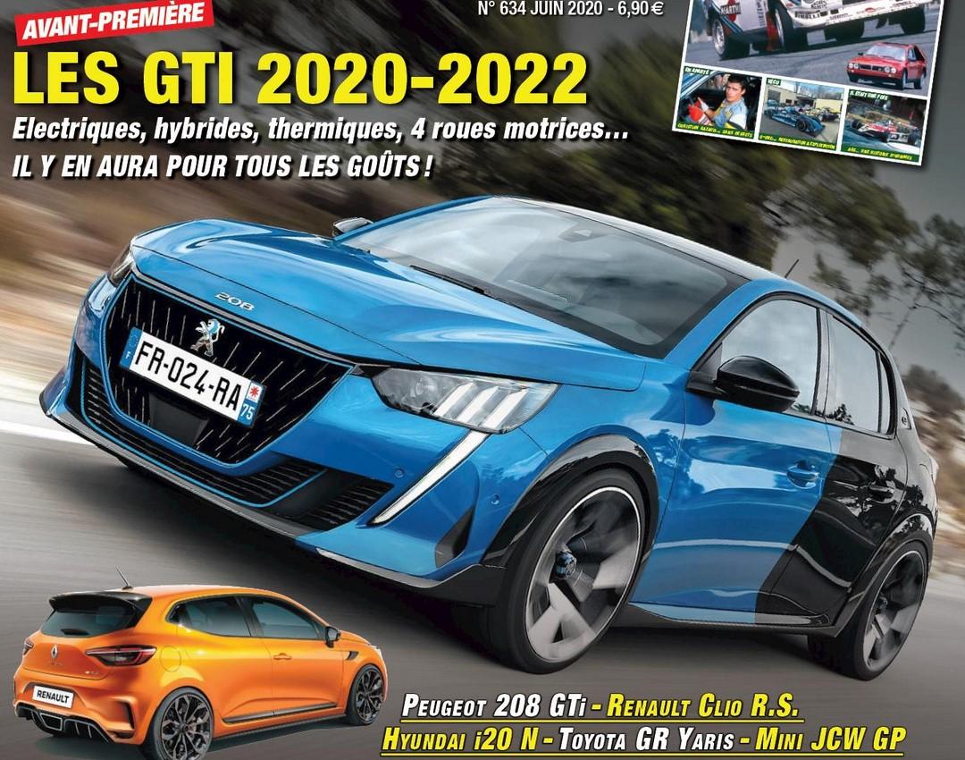 2019 - [Peugeot] 208 II GTI - Page 6 20812