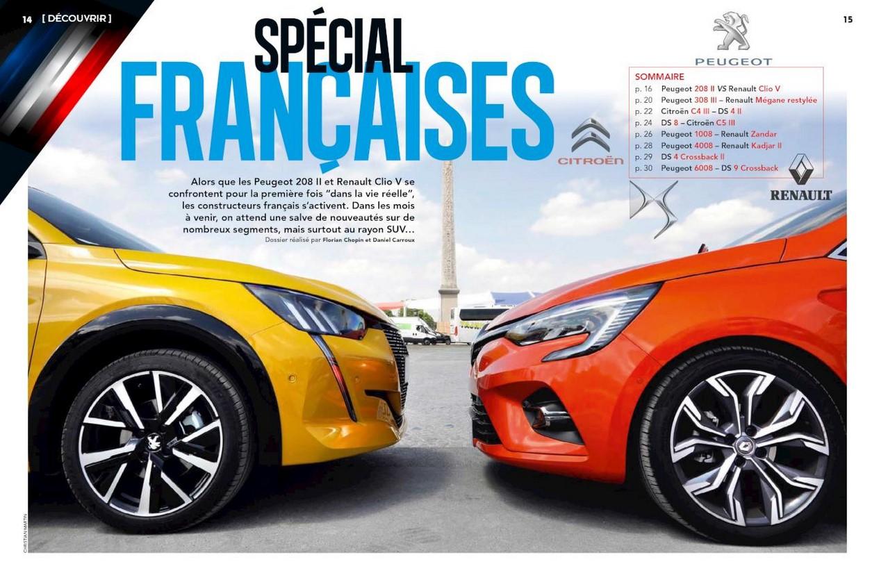 [Presse] Les magazines auto ! - Page 23 208cli10