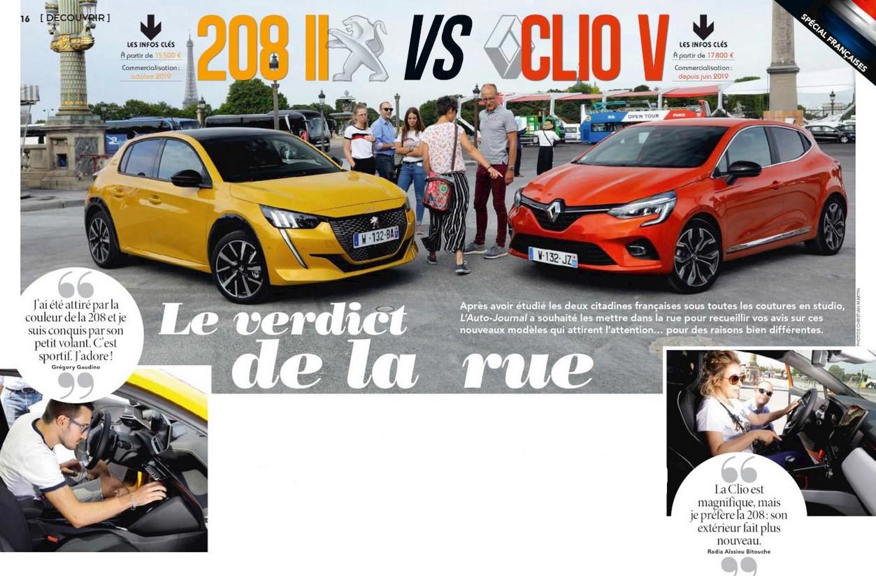 [Presse] Les magazines auto ! - Page 23 208cli11