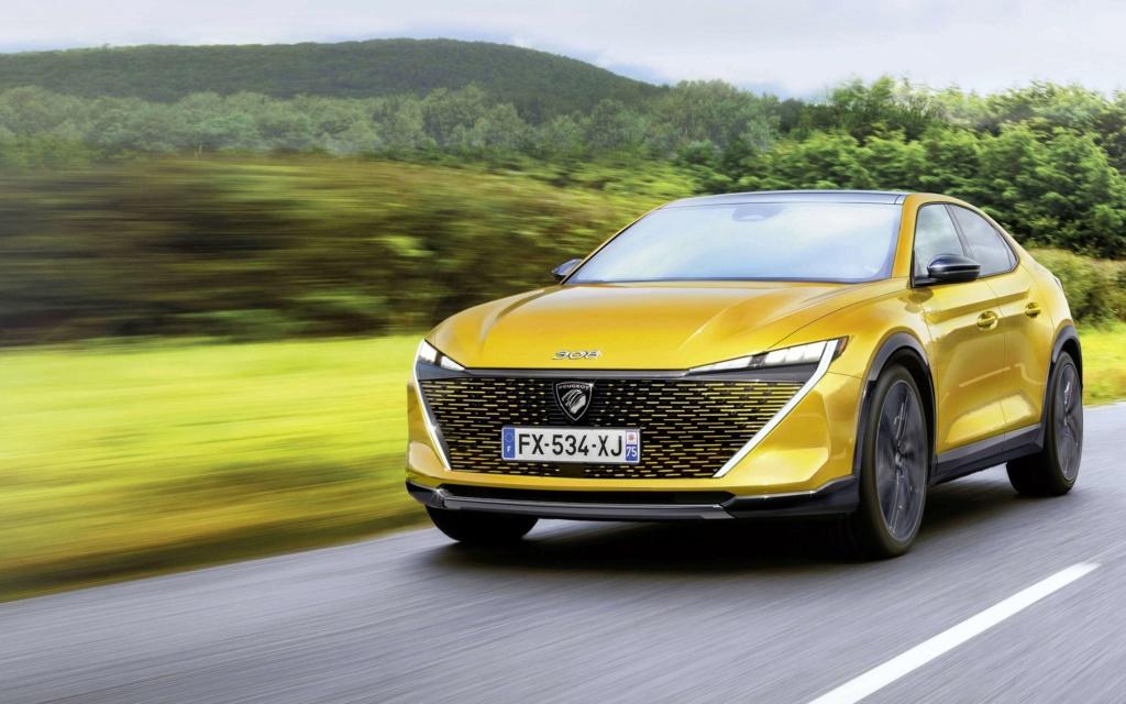 2022 - [Peugeot] 308 SUV [P54] - Page 5 21847_10
