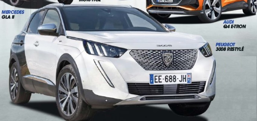 2020 - [Peugeot] 3008 II restylé  - Page 5 300810
