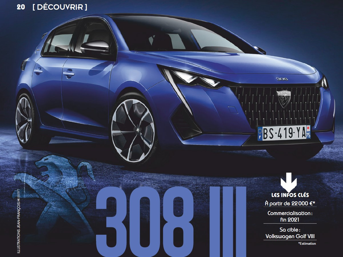 2021 - [Peugeot] 308 III [P51/P52] - Page 14 30810