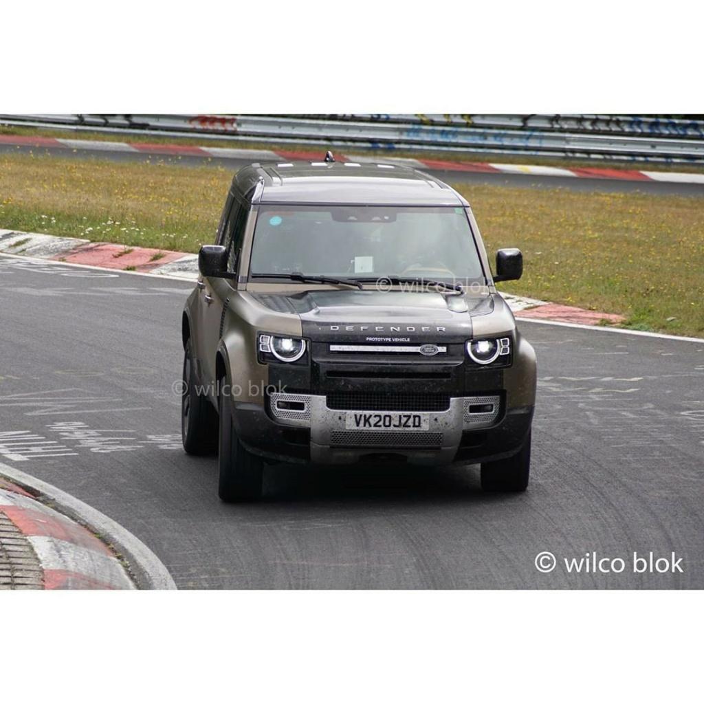 2018 - [Land Rover] Defender [L663] - Page 17 35539810