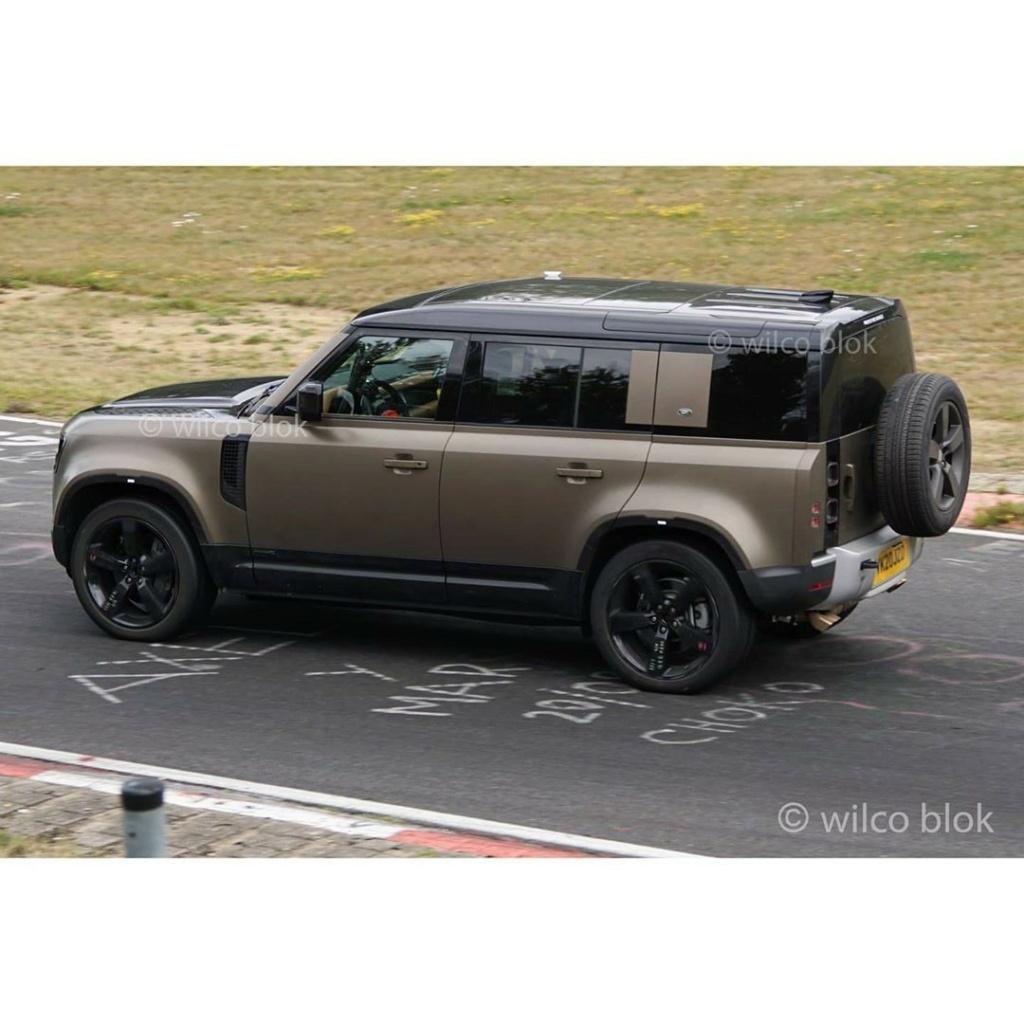 2018 - [Land Rover] Defender [L663] - Page 17 35539811