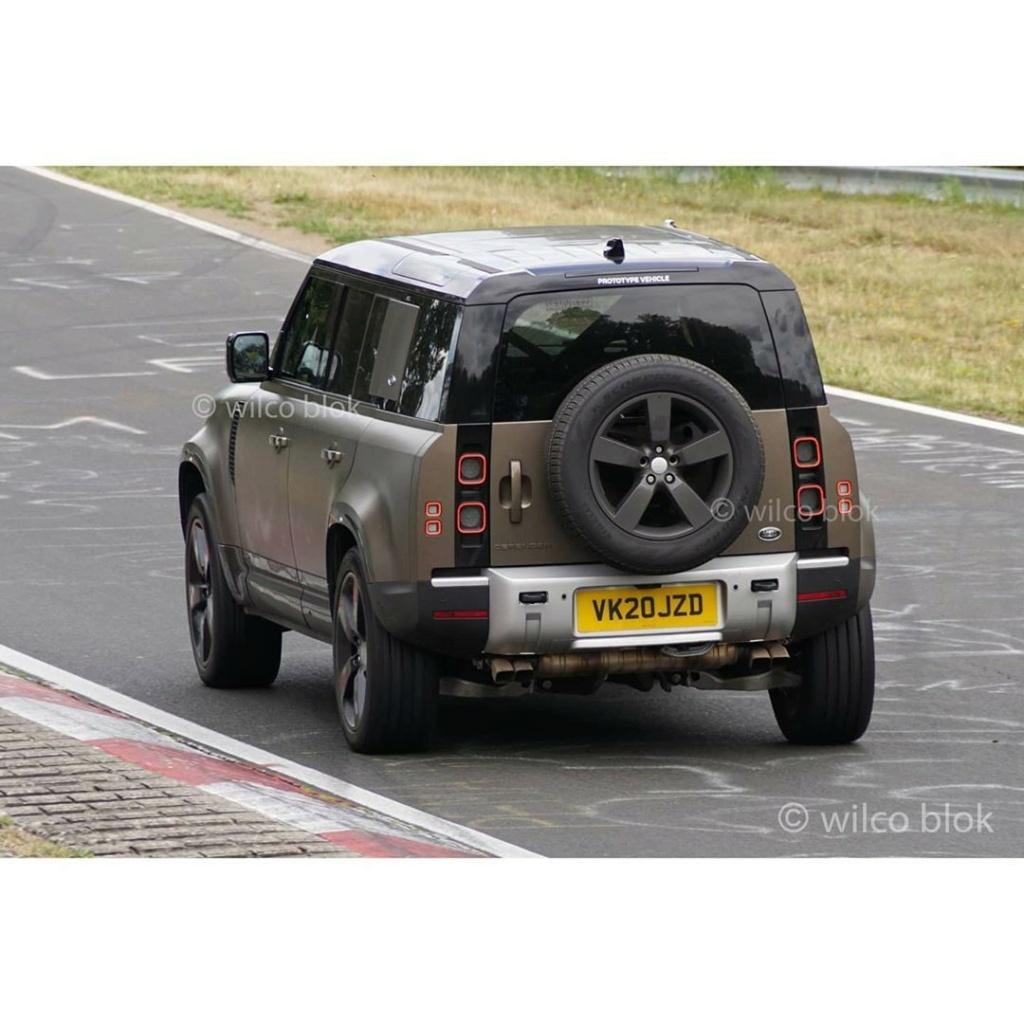 2018 - [Land Rover] Defender [L663] - Page 17 35539812