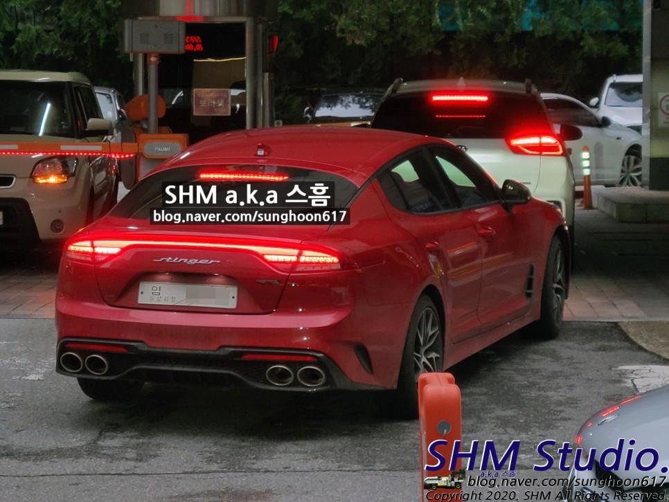 Kia Stinger Facelift (2020) 22