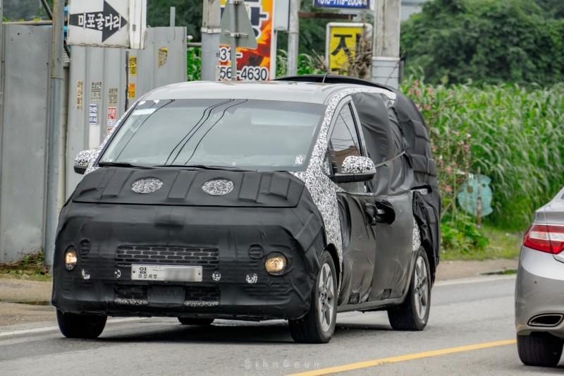 2021 - [Hyundai] H-1 / i800 / Starex III 37439210