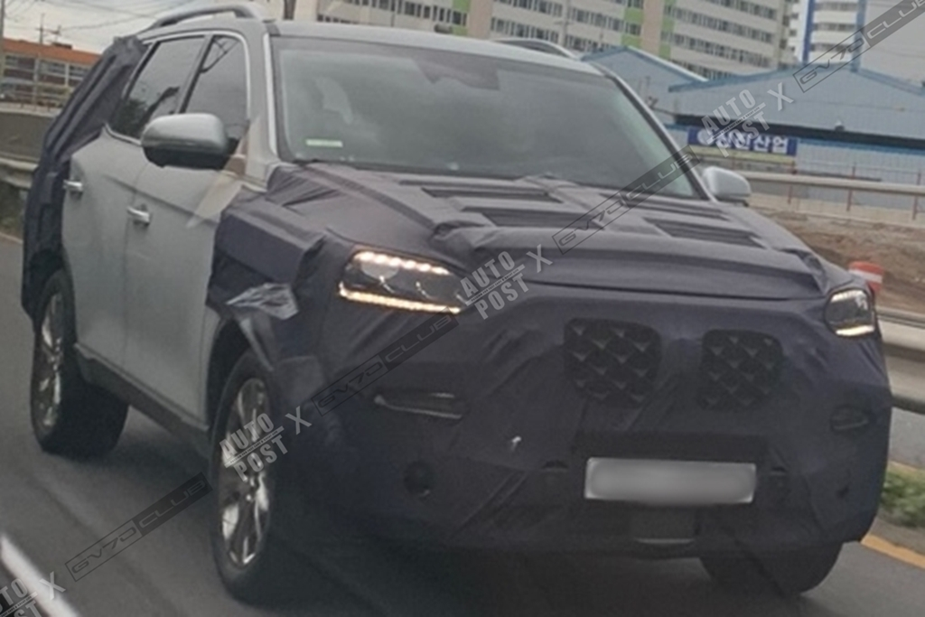 2017 - [SsangYong] G4 Rexton - Page 3 5-1611
