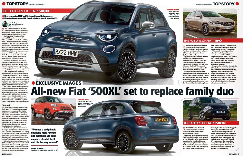 2022 - [Fiat] 500X II 50012