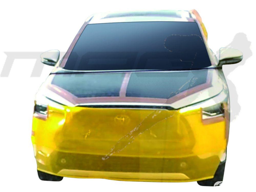 2021 - [Toyota] Corolla Cross - Page 3 54bb2210