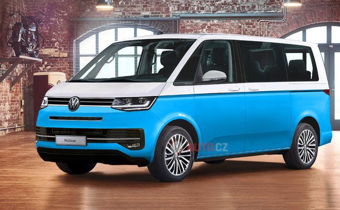 2021 - [Volkswagen] Transporter [T7] - Page 2 60595610
