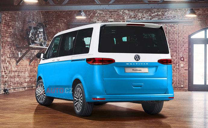 2021 - [Volkswagen] Transporter [T7] - Page 2 60595611