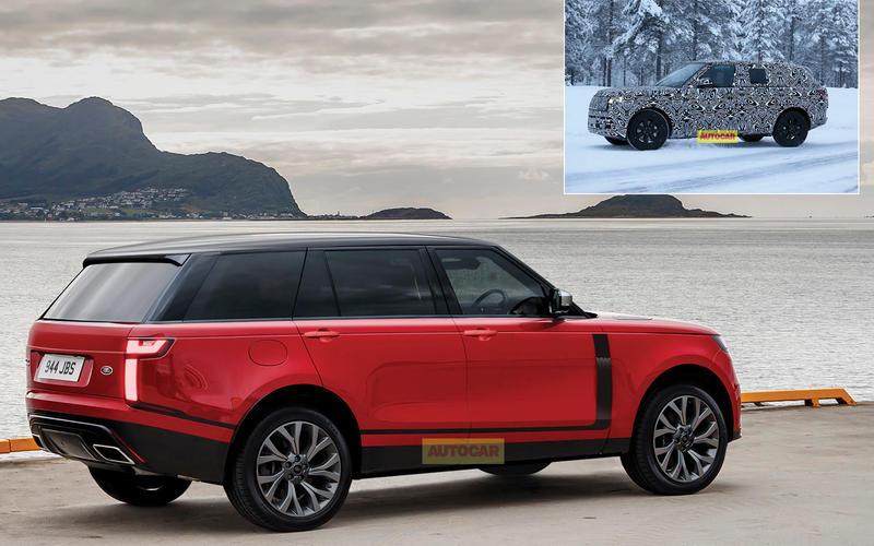 2021 - [Land Rover] Range Rover V 61-ran10
