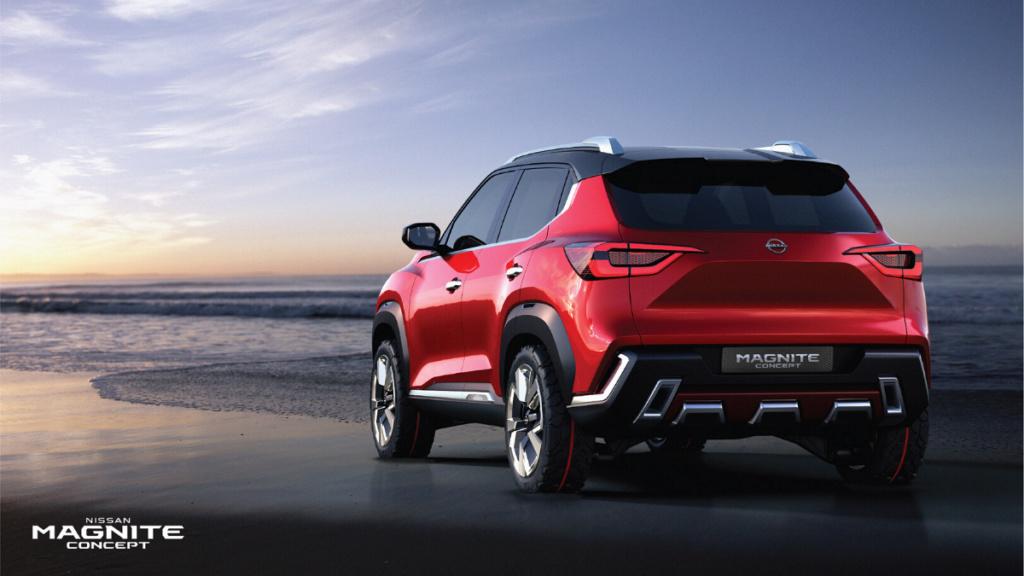 2020 - [Nissan] Magnite Concept 76995910