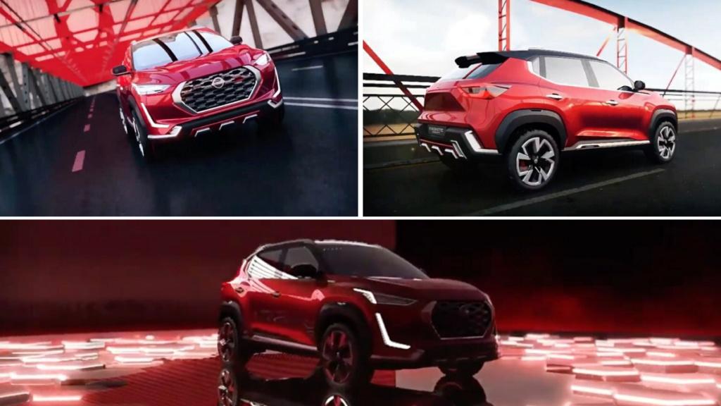 2020 - [Nissan] Magnite Concept 76995911