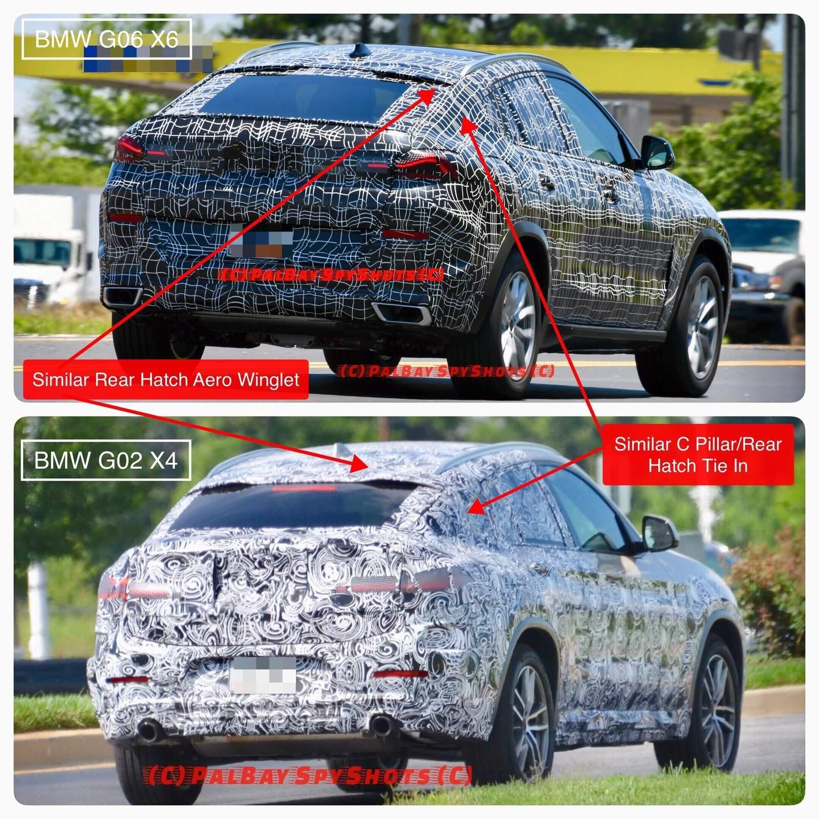 2019 - [BMW] X6 III (G06) - Page 2 93447110