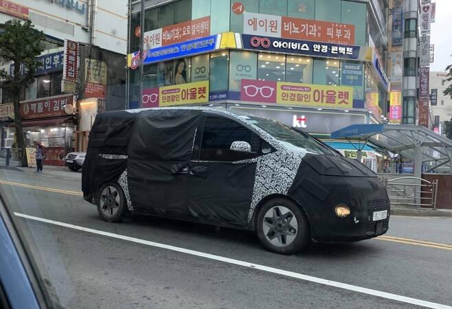 2021 - [Hyundai] H-1 / i800 / Starex III 98834513