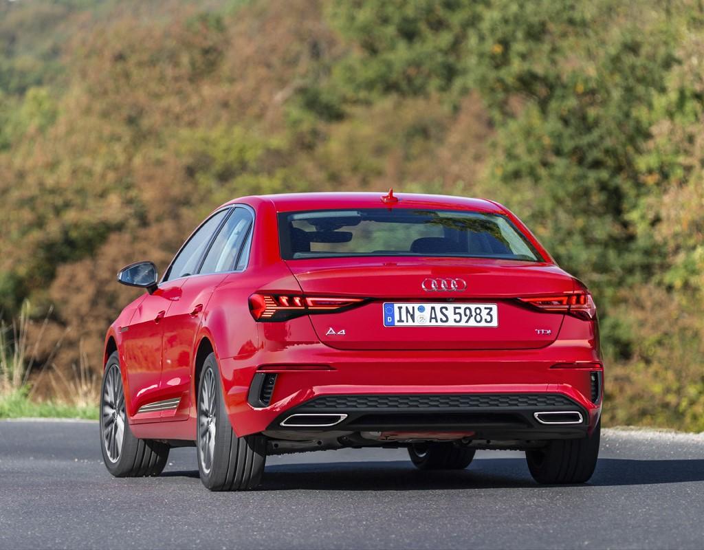 2022 - [Audi] A4 [B10] A410