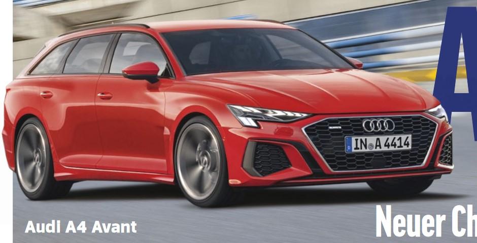 2022 - [Audi] A4 [B10] A411