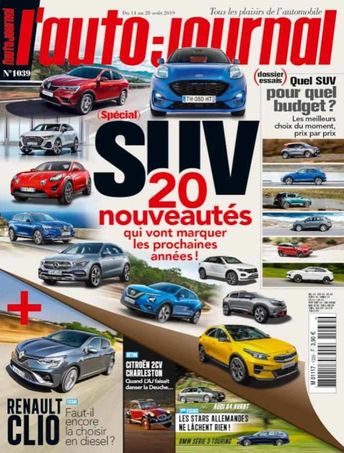 [Presse] Les magazines auto ! - Page 22 Aj11