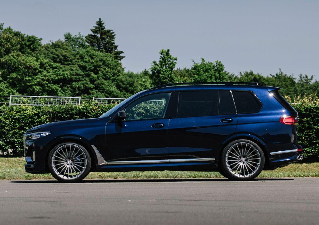 2017 - [BMW] X7 [G07] - Page 17 Alpina36