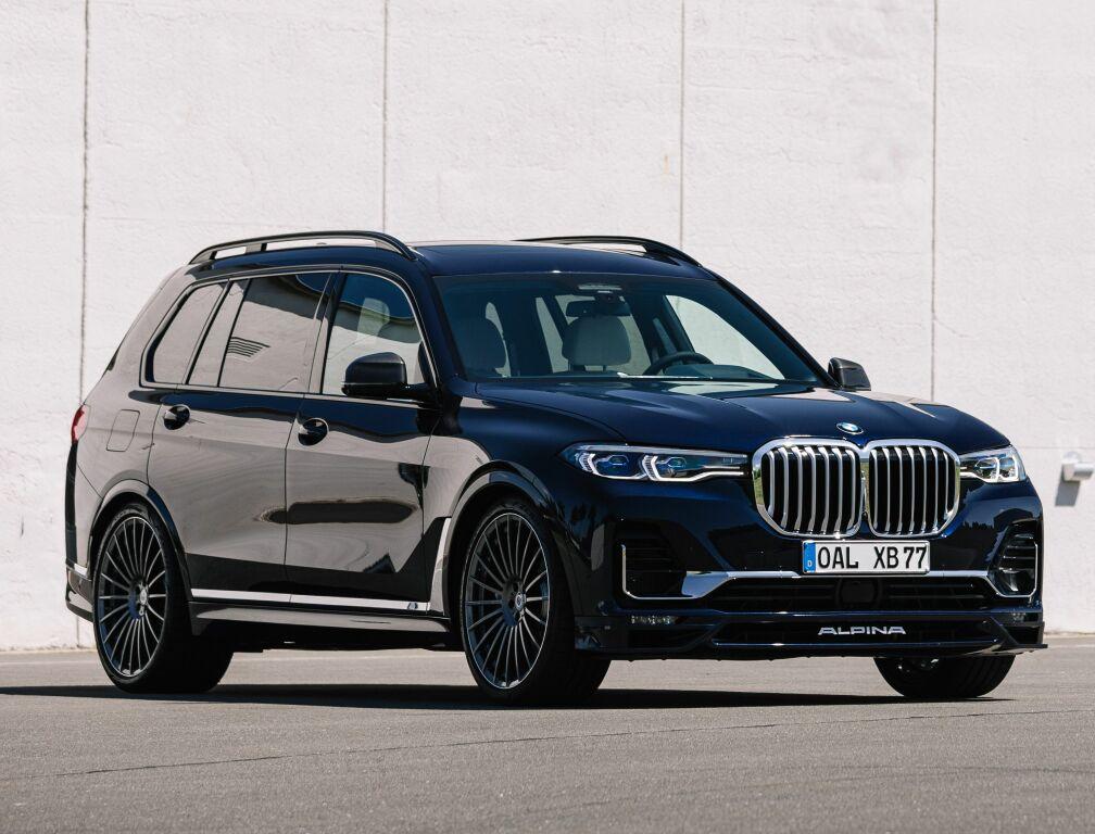 2017 - [BMW] X7 [G07] - Page 17 Alpina37