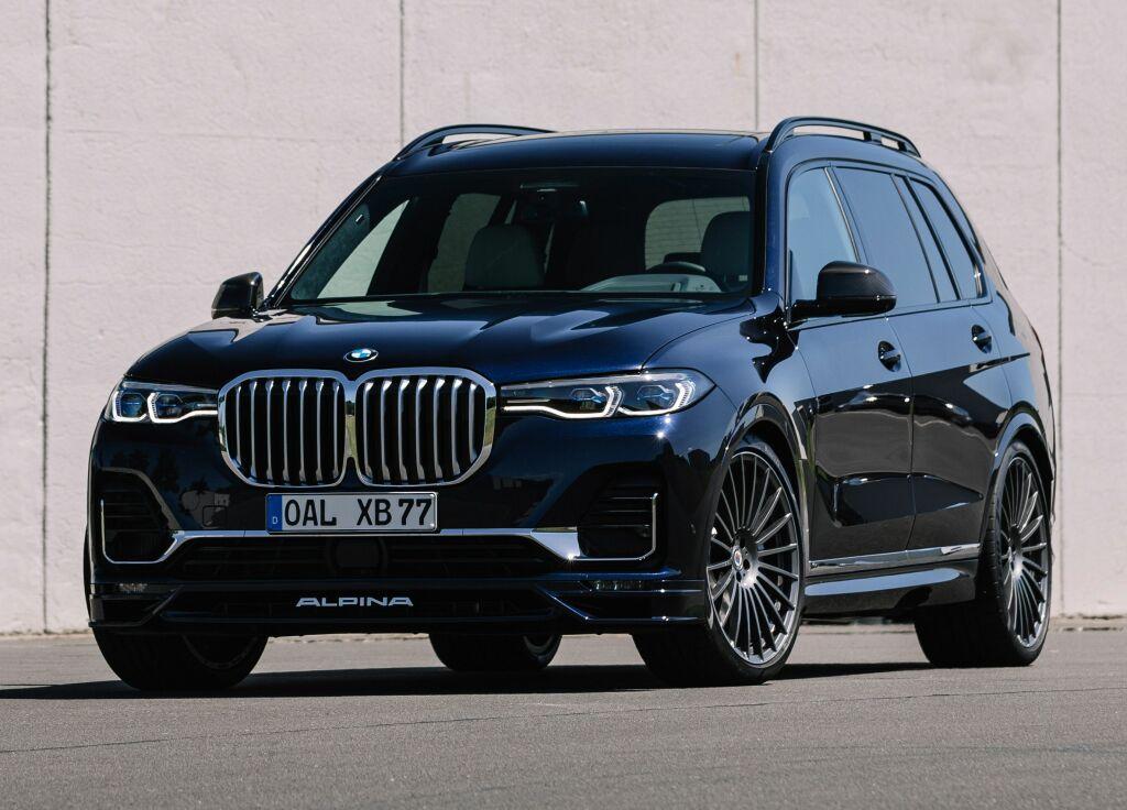 2017 - [BMW] X7 [G07] - Page 17 Alpina39