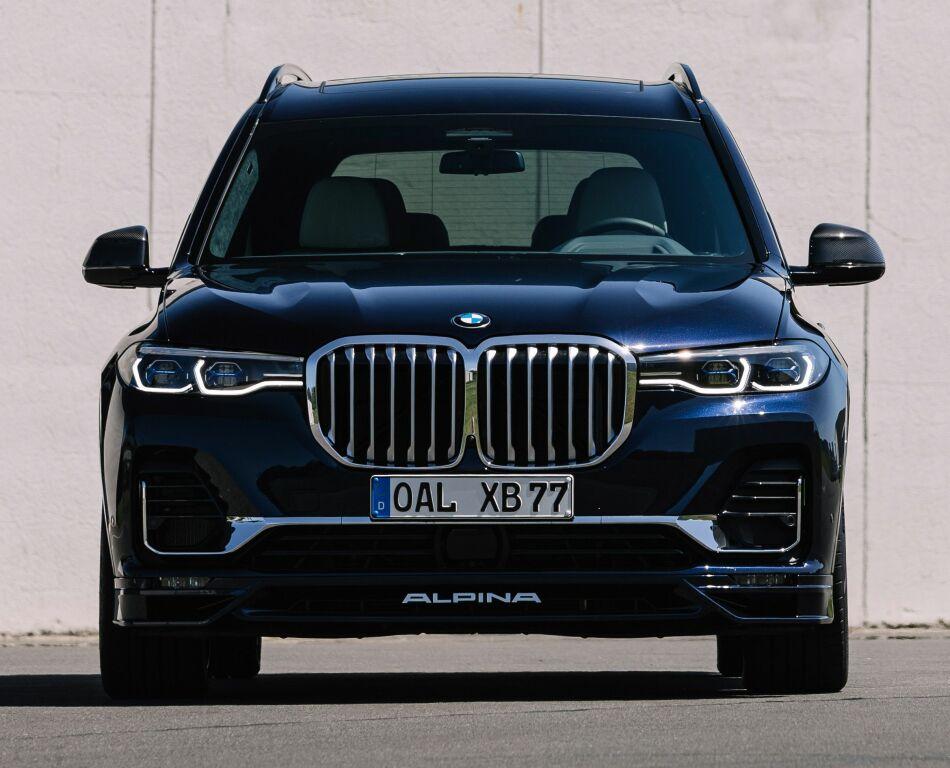 2017 - [BMW] X7 [G07] - Page 17 Alpina40