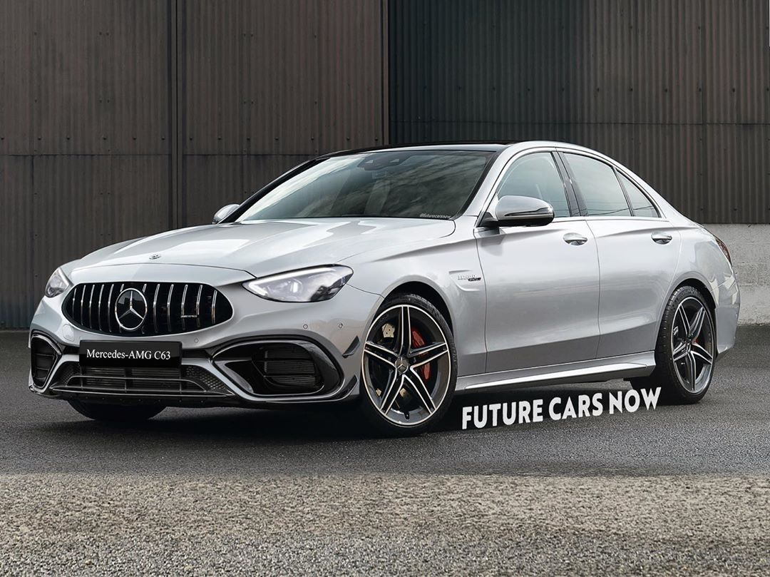 2020 - [Mercedes-Benz] Classe C [W206] - Page 4 Amg10