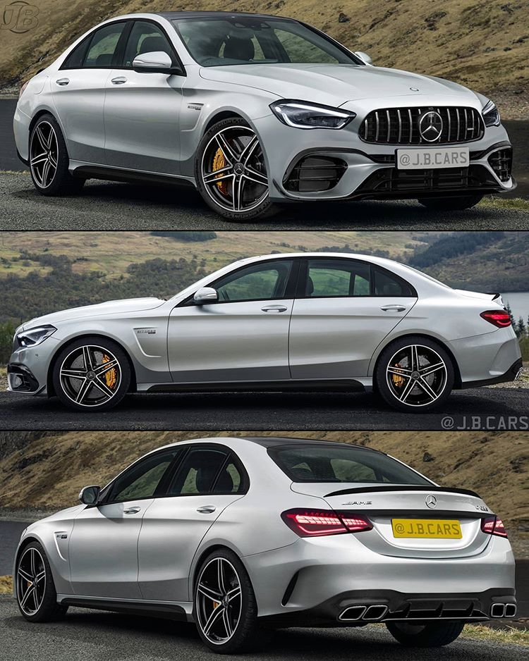 2020 - [Mercedes-Benz] Classe C [W206] - Page 4 Amg11