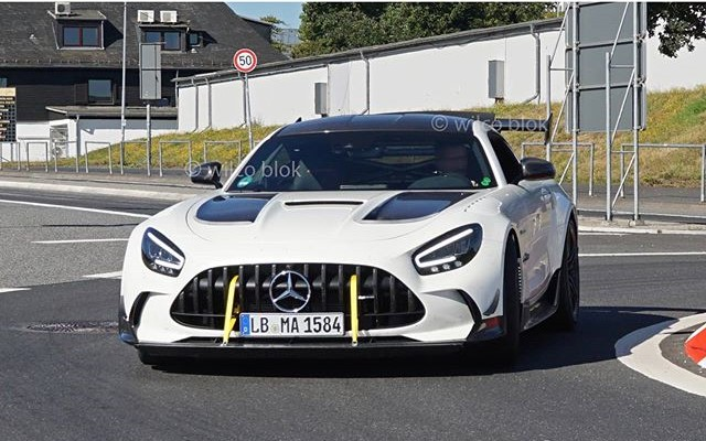 2014 - [Mercedes-AMG] GT [C190] - Page 33 Amg12