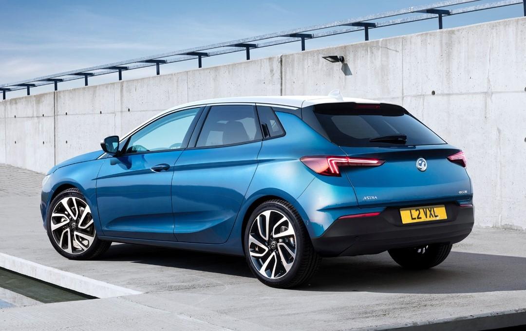 2021 - [Opel] Astra VI Astra10