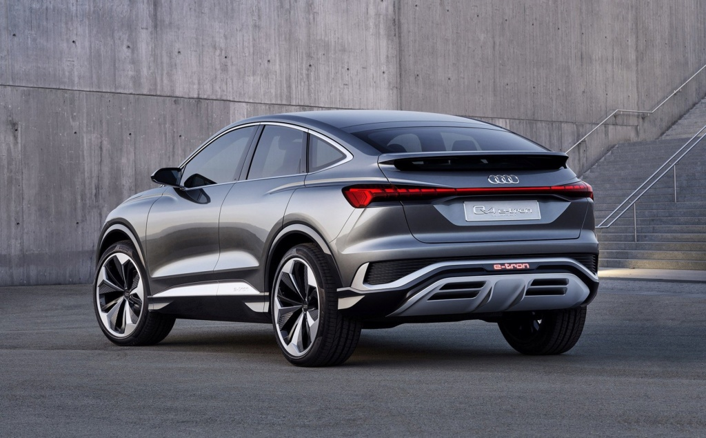 2019 - [Audi] Q4 e-Tron Concept - Page 3 Audi-q20