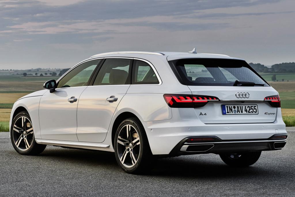 2018 - [Audi] A4 restylée  - Page 6 Audi_a20