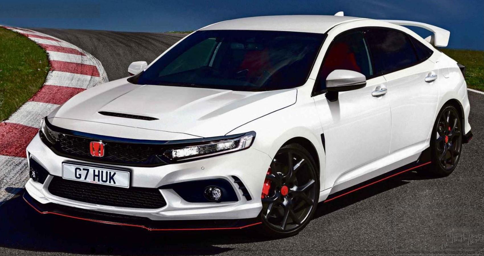 2021 - [Honda] Civic Hatchback  Be12