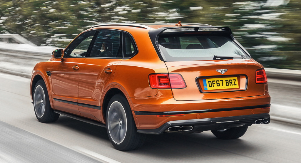 2015 - [Bentley] Bentayga - Page 12 Bentle38