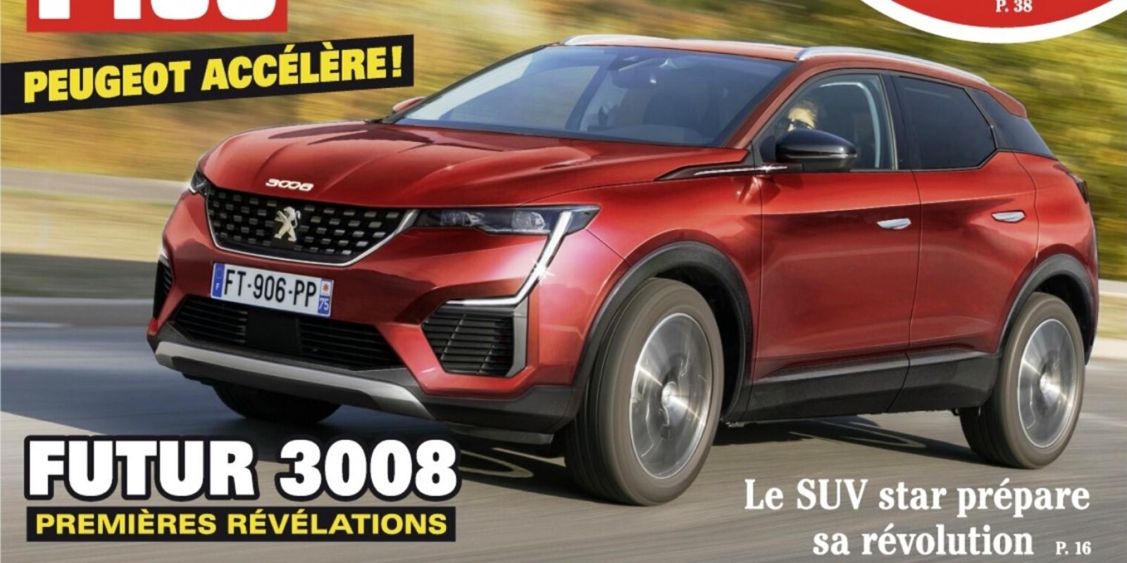 2020 - [Peugeot] 3008 II restylé  Big-7512