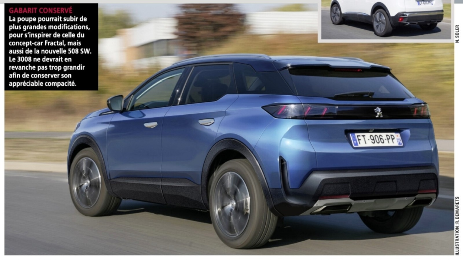 2020 - [Peugeot] 3008 II restylé  Big-7513
