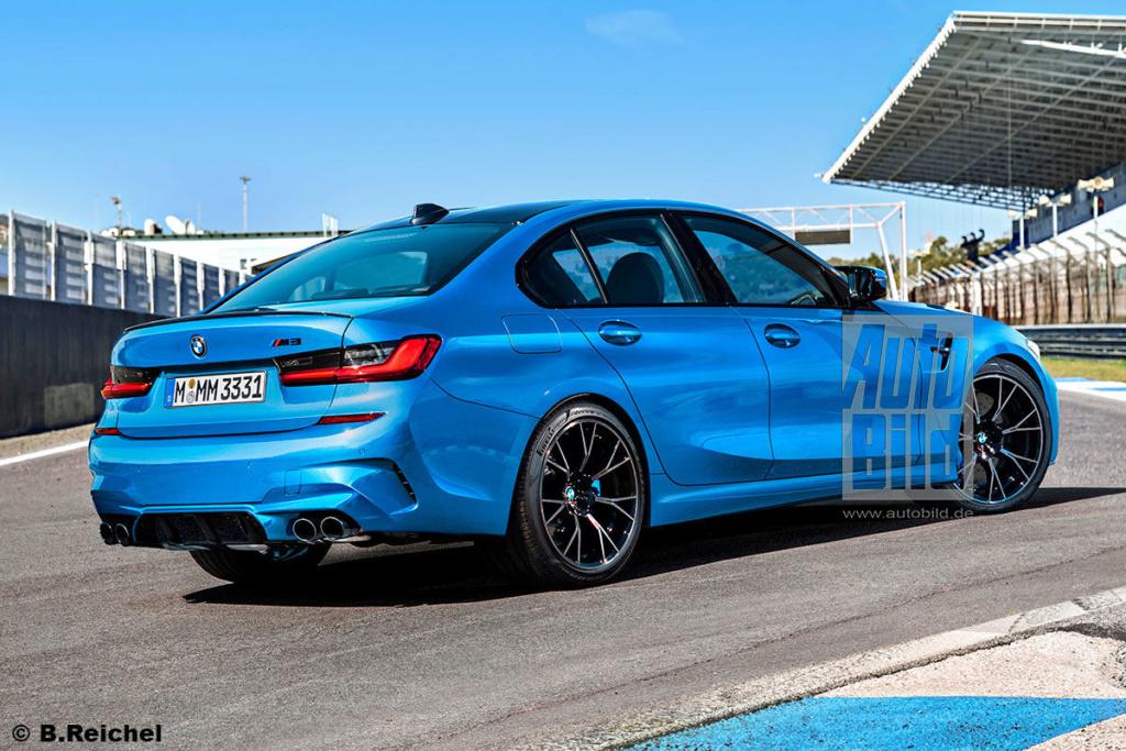 2019 - [BMW] M3/M4 - Page 2 Bilder10
