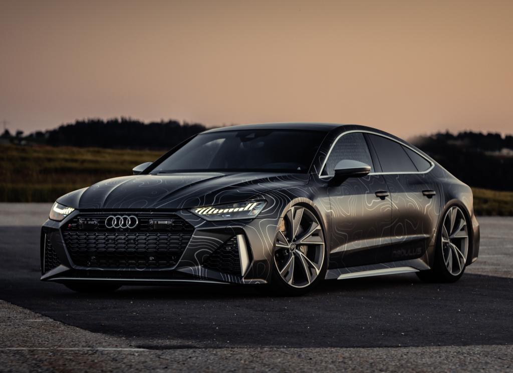 2017 - [Audi] A7 Sportback II - Page 10 Black_10