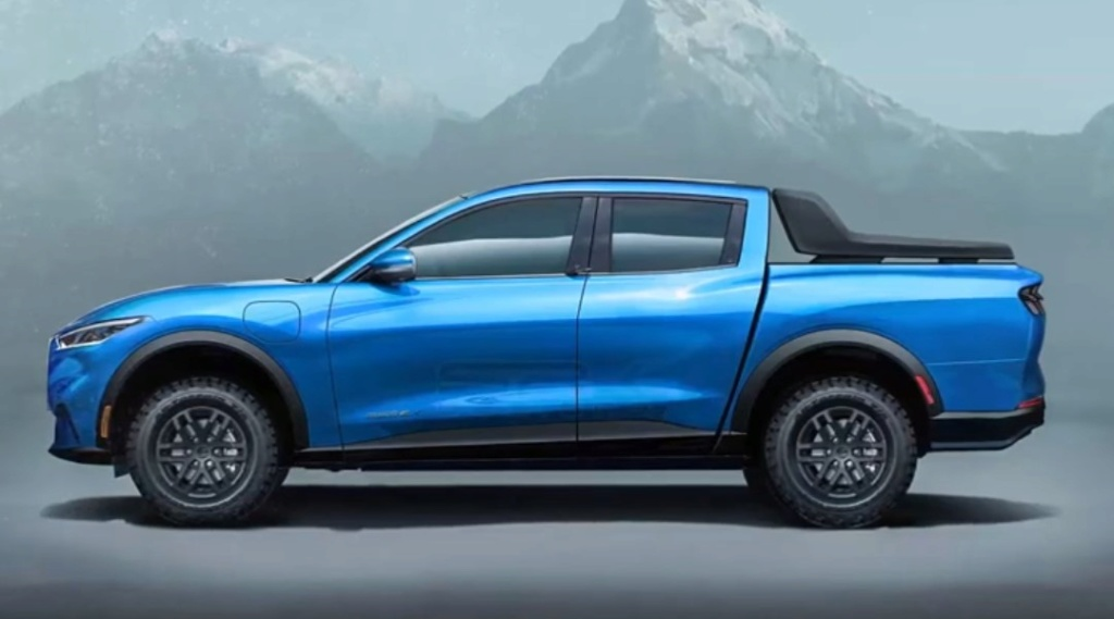 2020 - [Ford] Pickup  Bm15