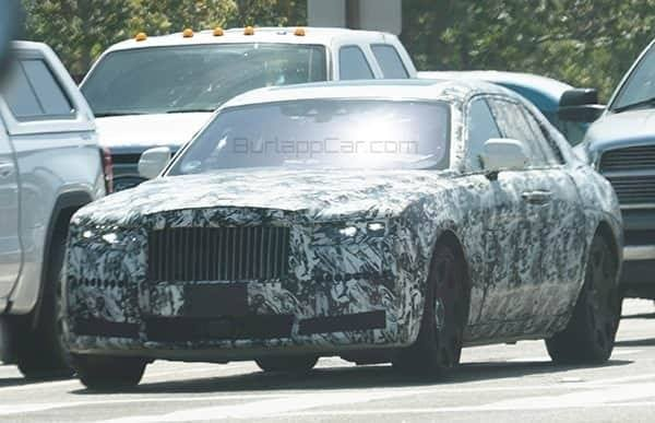 2020 - [Rolls-Royce] Ghost II Bm23