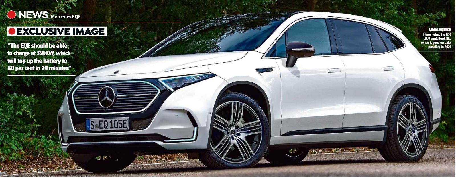 2022 - [Mercedes-Benz] EQS SUV Bm27