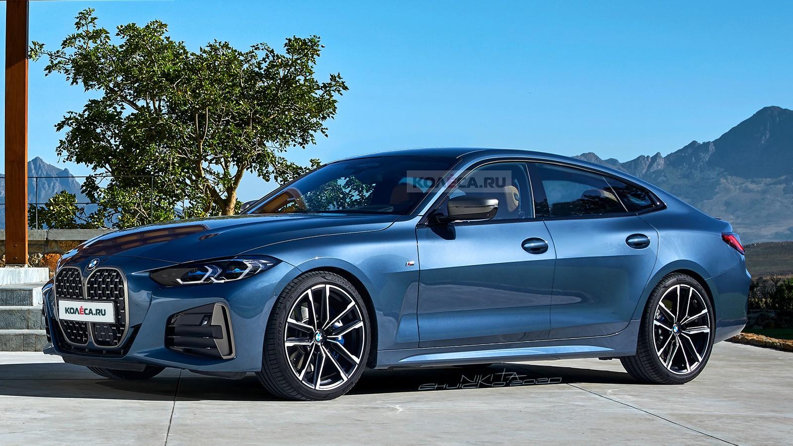 2020 - [BMW] Série 4 Gran Coupé [G26] - Page 2 Bmw-4-10