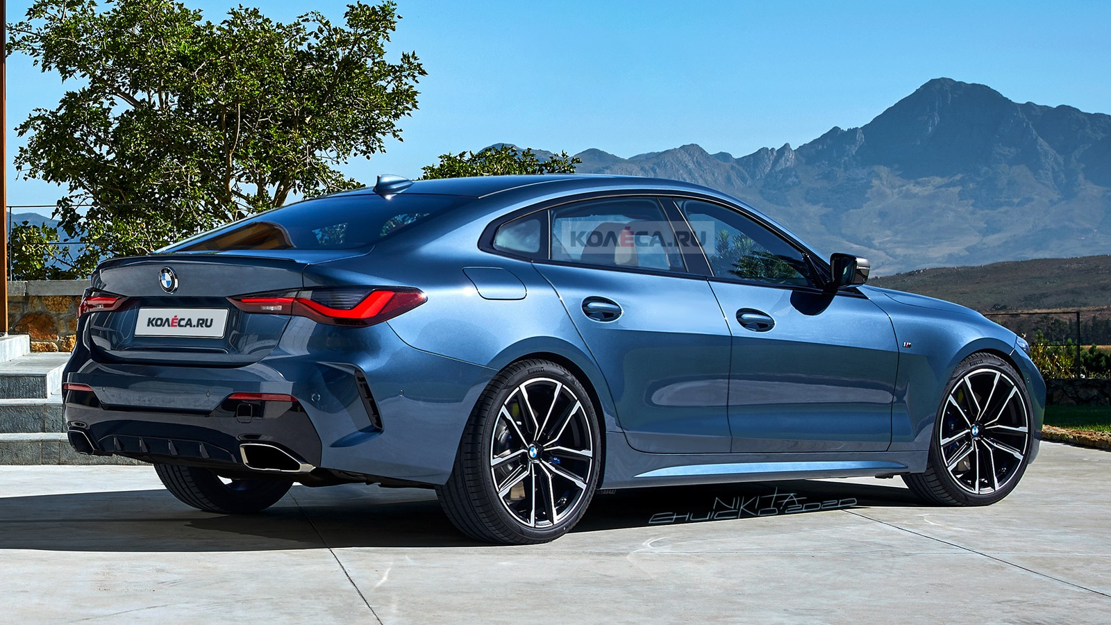 2020 - [BMW] Série 4 Gran Coupé [G26] - Page 2 Bmw-4-11