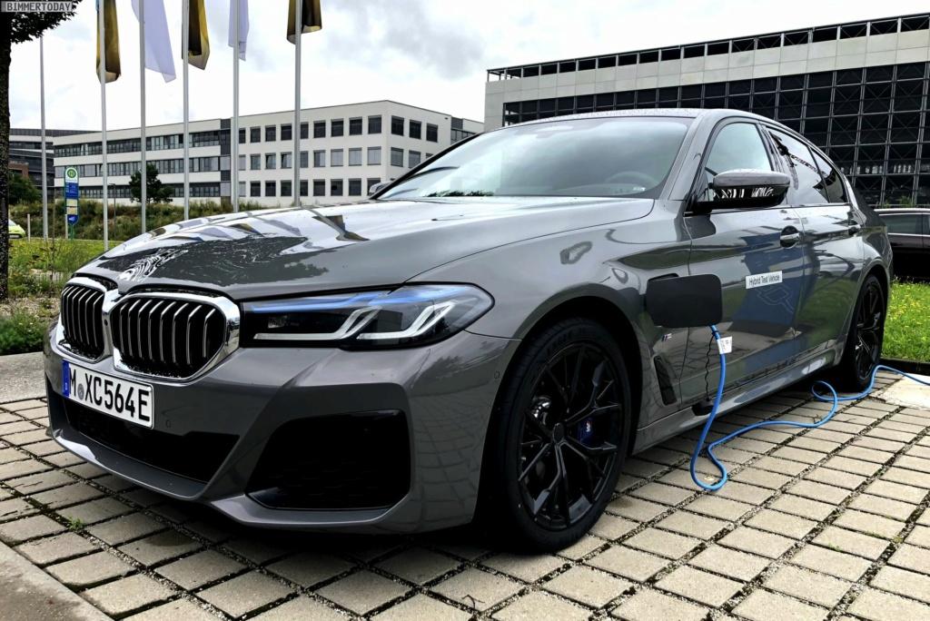 2020 - [BMW] Série 5 restylée [G30] - Page 10 Bmw-5410