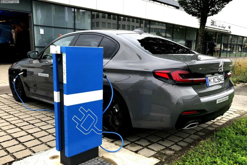 2020 - [BMW] Série 5 restylée [G30] - Page 10 Bmw-5411